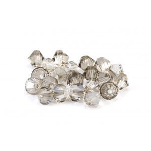 BICONE SWAROVSKI (5328) 3MM CRYSTAL SATIN